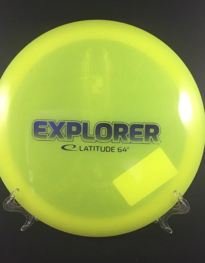latitude 64 Latitude64 Explorer Opto Yellow 174g 7/5/0/2