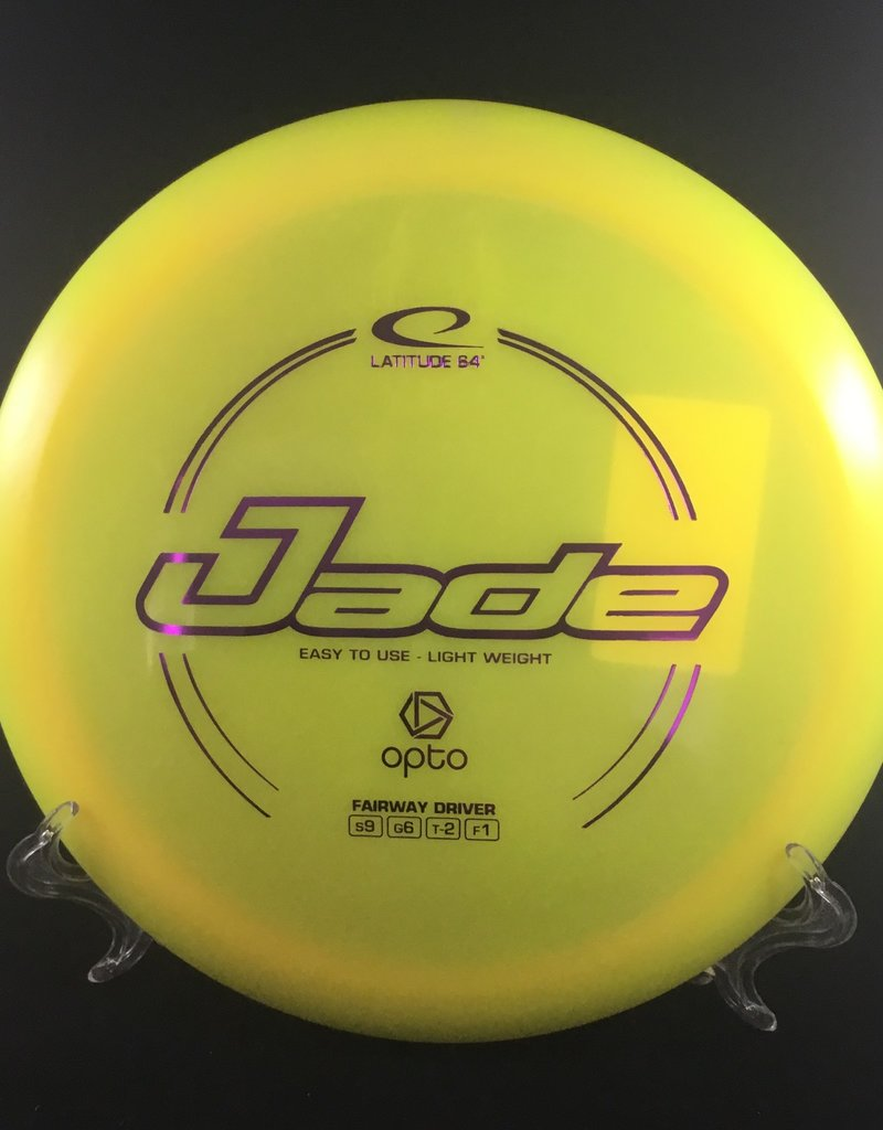 Latitude64 Jade Opto Yellow 155g 9/6/-2/1