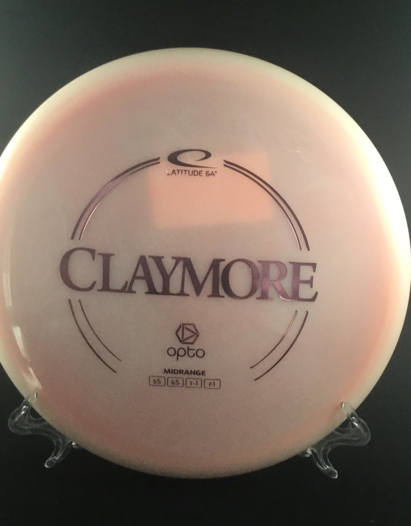 Latitude64 Claymore Opto Light PInk 169g 5/5/-1/1
