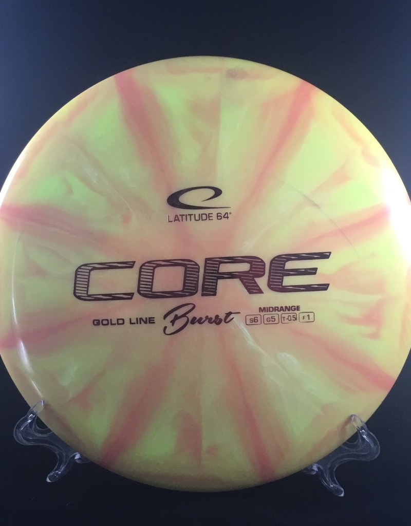 Latitude64 Core Gold Line Orange 171g 6/5/-0.5/1