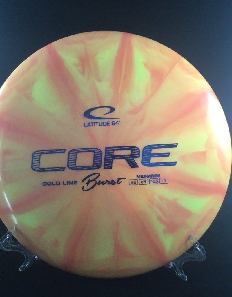 Latitude64 Core Gold Line Orange 168g 6/5/-0.5/1