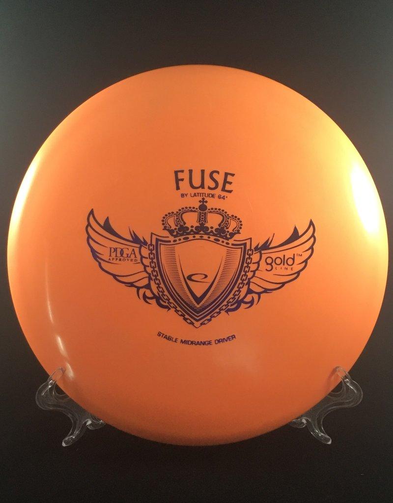 Latitude64 Fuse Gold Line Orange 176g 5/6/-1/0