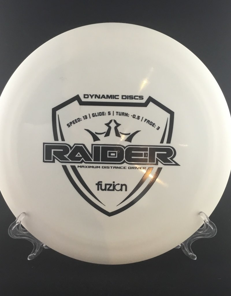 Dynamic Discs Copy of Dynamic Raider Fuzion Orange 176g 13/5/-0.5/3
