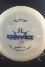 Dynamic Discs Dynamic Convict Lucid White 171g 9/5/-0.5/3