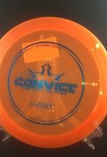 Dynamic Discs Dynamic Convict Lucid-x 174g 9/5/-0.5/3