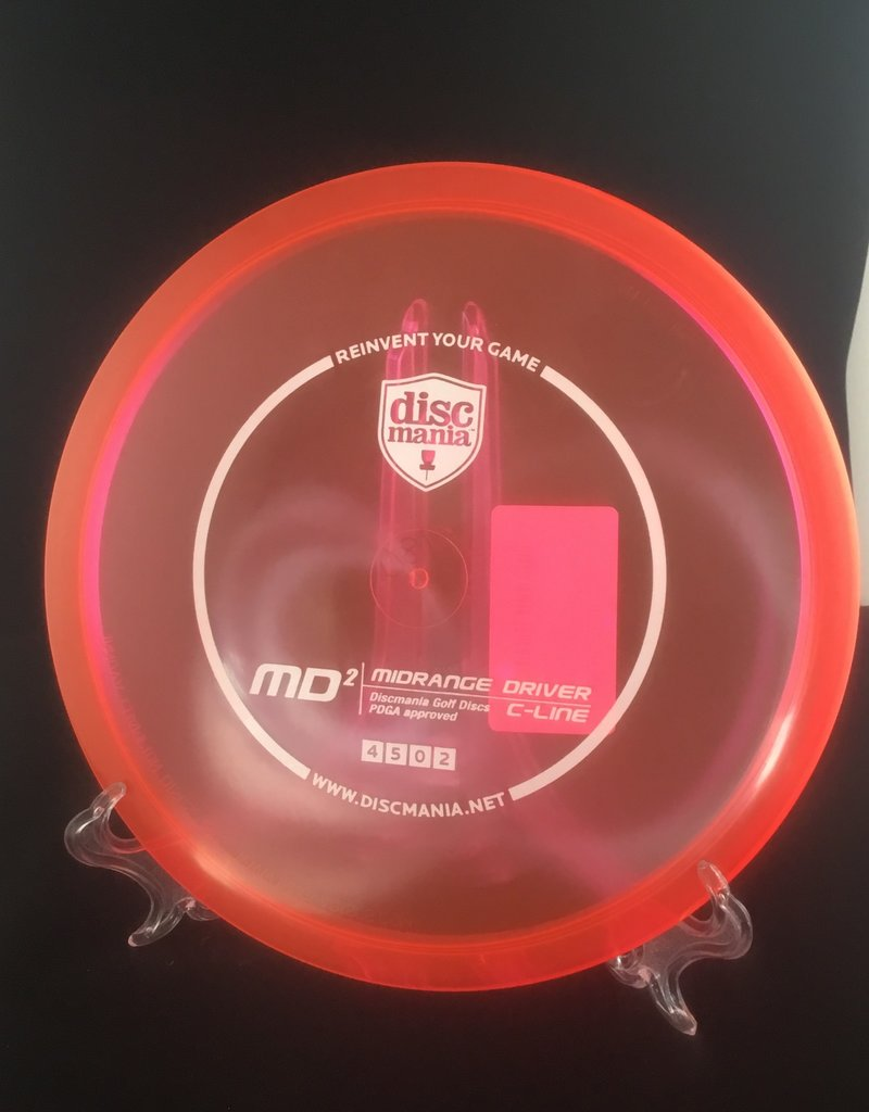 Discmania Discmania MD2 C-line salamon 180g 4/5/0/2