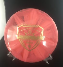 Dynamic Discs Dynamic Warrant fuzion Burst Red 178g 5/5/-2/0