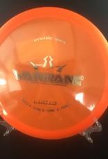 Dynamic Discs Dynamic Warrant Lucid Orange 171g 5/5/-2/0