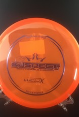 Dynamic Discs Dynamic Suspect Lucid-X Orange 175g 4/3/0/3
