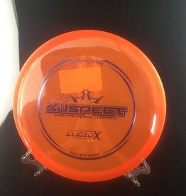 Dynamic Discs Dynamic Suspect Lucid-X Orange 175g 4/3/0/3