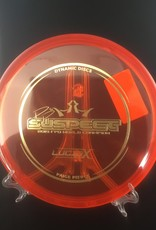 Dynamic Discs Dynamic Suspect Lucid-X Red 176g 4/3/0/3