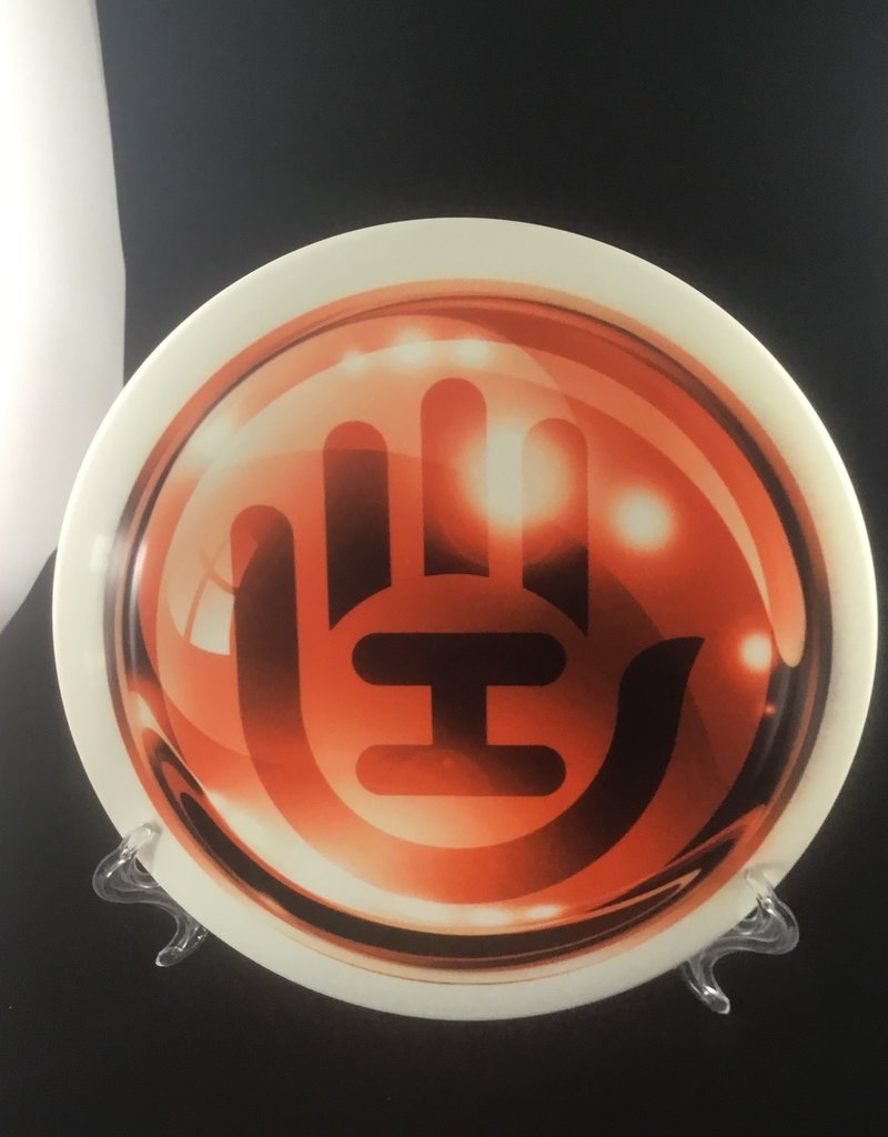 Dynamic Discs Dynamic Defender Lucid Hand print 172g 13/5/0/3