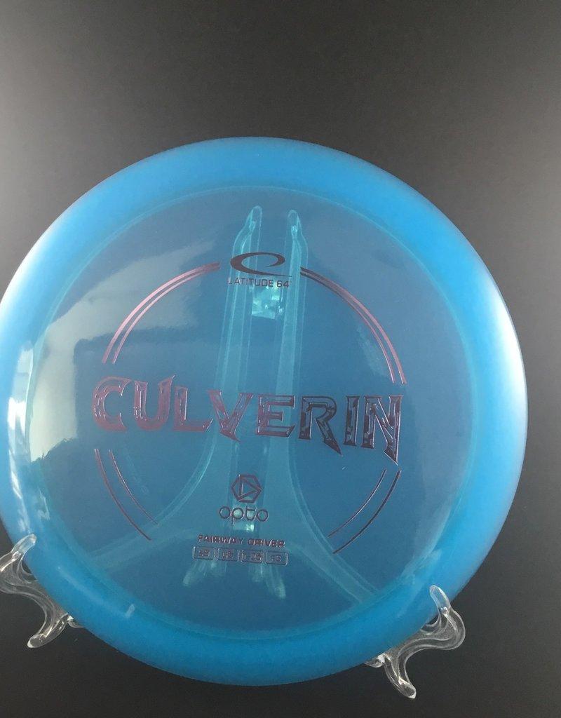 Latitude 64 Culverin Opto Line Translucent Blue 171g 9/5/-0.5/3