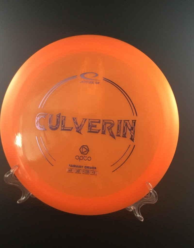 Latitude 64 Culverin Opto Line Translucent Orange 169g 9/5/-0.5/3