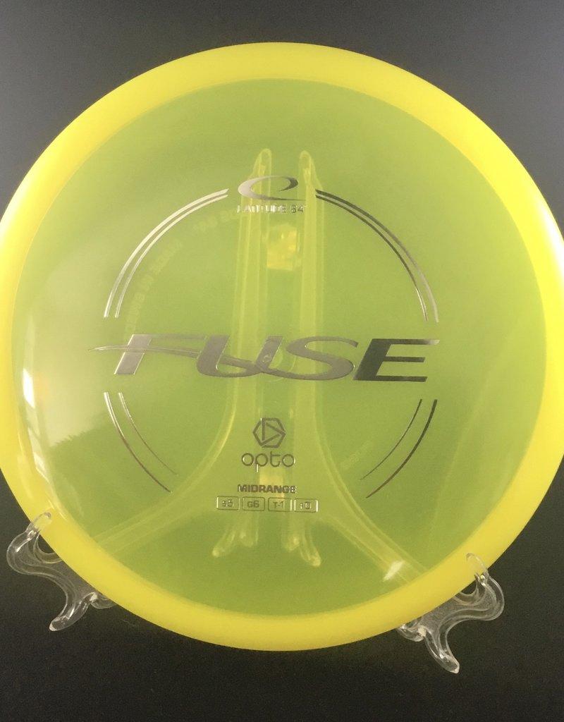 latitude 64 Latitude 64 Opto Line Fuse Translucent Yellow 174g 5/6/-1/0