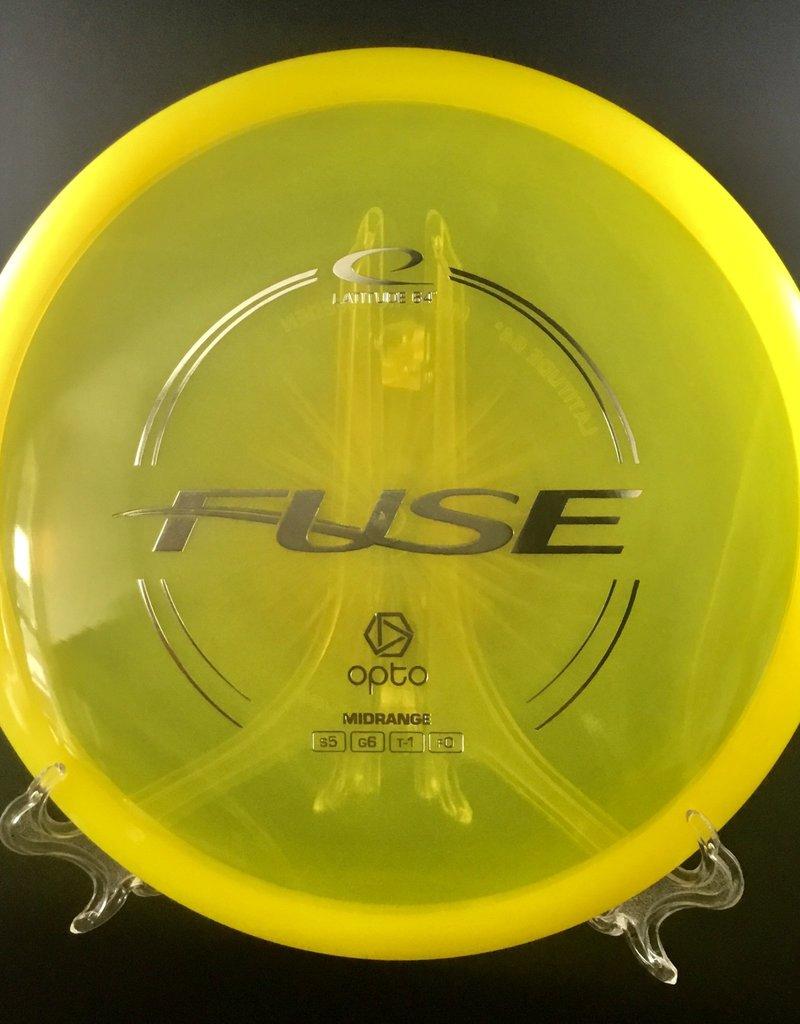 Latitude 64 Opto Line Fuse Translucent Darker Yellow 173g 5/6/-1/0