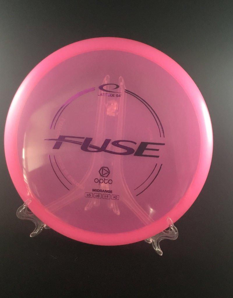 Latitude 64 Opto Line Fuse Translucent Pink 172g 5/6/-1/0