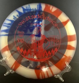 Westside Discs Westside VIP Giant Red, White and Blue 173g 13/5/1/4
