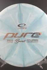 Latitude 64 Pure Burst Blue Zero Hard 174g 3/3/-1/1