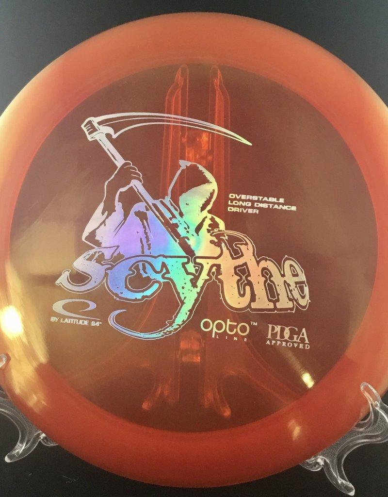 Latitude 64 Scythe Opto Line Translucent Red 171g 12/3/0/4