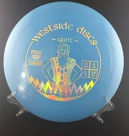 Westside Discs Westside Giant Tournament Light Blue 171g 13/4/0/3.5