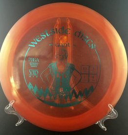 Westside Discs Westside Giant VIP Air Translucent Dark Orange 154g 13/5/1/4