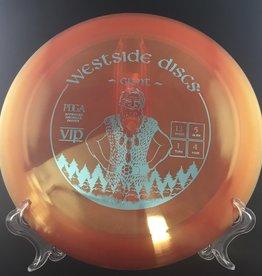 Westside Discs Westside Giant VIP Translucent Red 170g 13/5/1/4