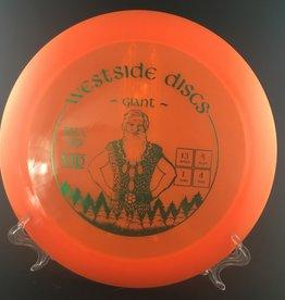 Westside Discs Westside Giant VIP Translucent Orange 169g 13/5/1/4