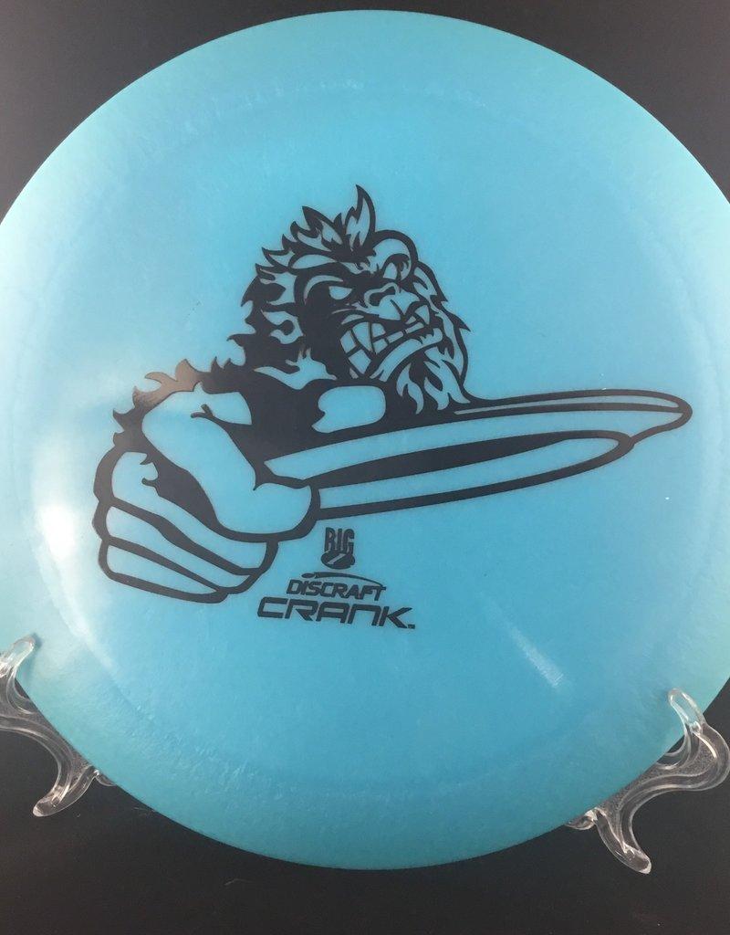 Discraft Big Z Crank Blue 173g 13/5/-2/2