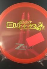 Discraft ZFlx Buzzz Translucent Orange 173-174g 5/4/-1/1