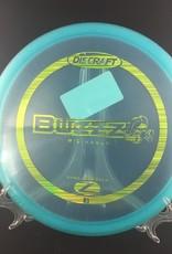 Discraft ZFlx Buzzz Translucent Teal 173-174g 5/4/-1/0.5