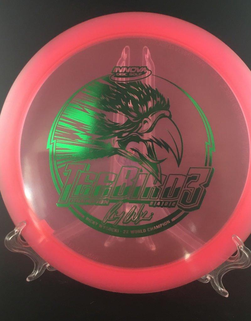 Innova Innova Champion TeeBirds Translucent Pink 172g 8/4/0/2