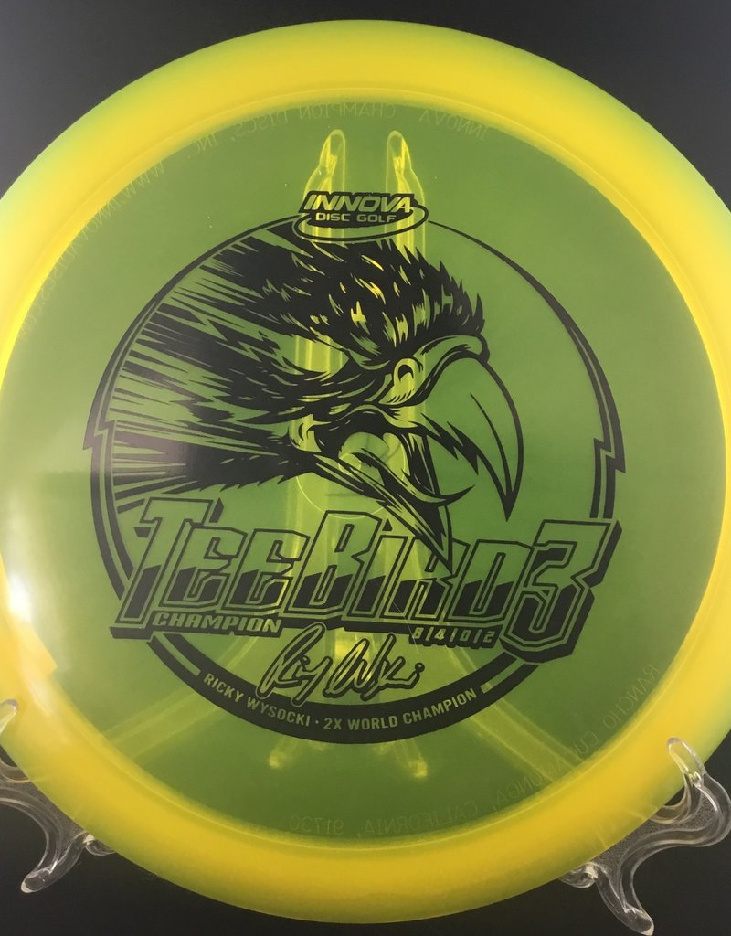 Innova Innova Champion TeeBird Translucent yellow 175g 8/4/0/2