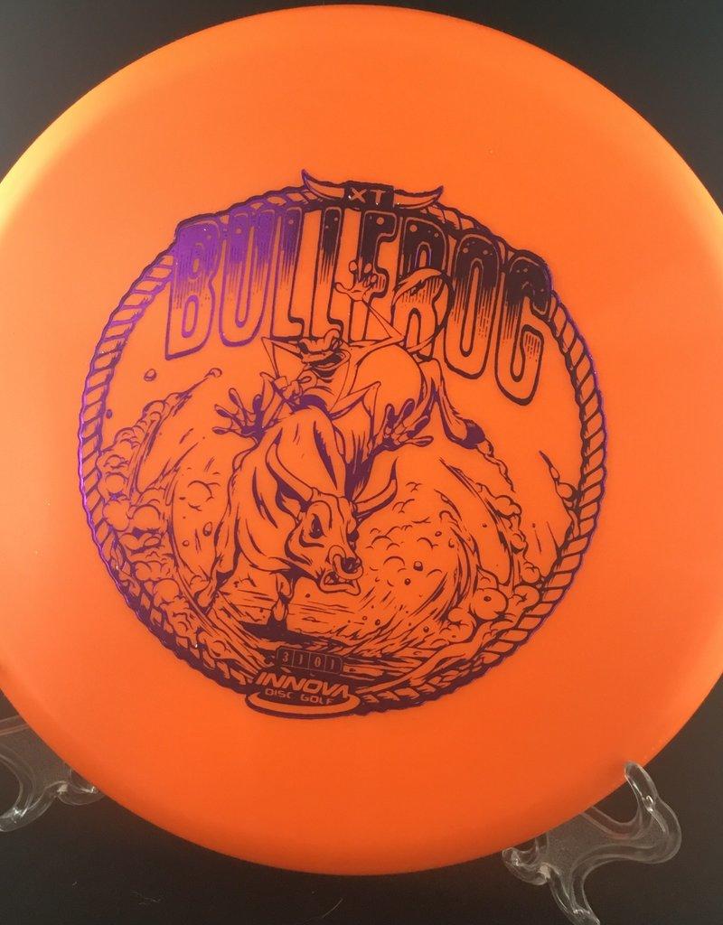 Innova Innova Bullfrog XT Bright Orange 175g 3/1/0/1