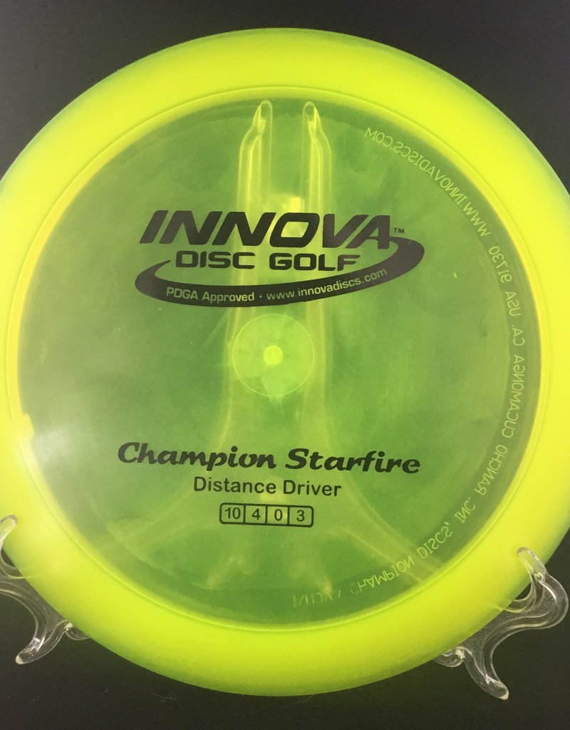 Innova Innova Champion Starfire Translucent Yellow 175g 10/4/0/3