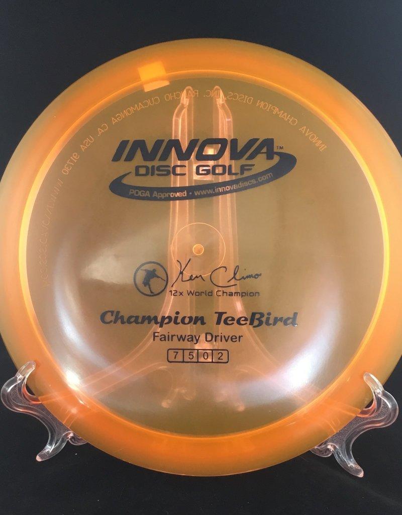 Innova Innova TeeBird Champion Orange 171g 7/5/0/2