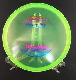 Innova Innova Champion Wombat Translucent Neon Green 180g 5/6/-1/0