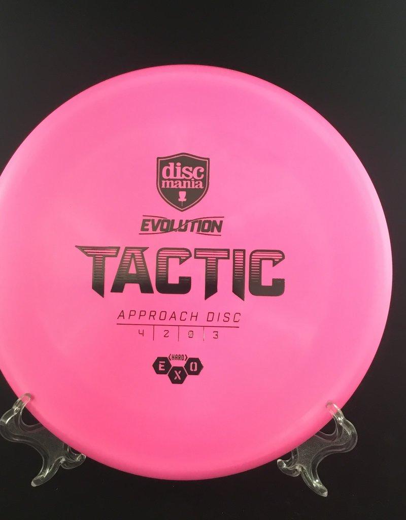 Discmania Discmania Evolution Tactic Exo Hard Pink 173g 4/2/0/3