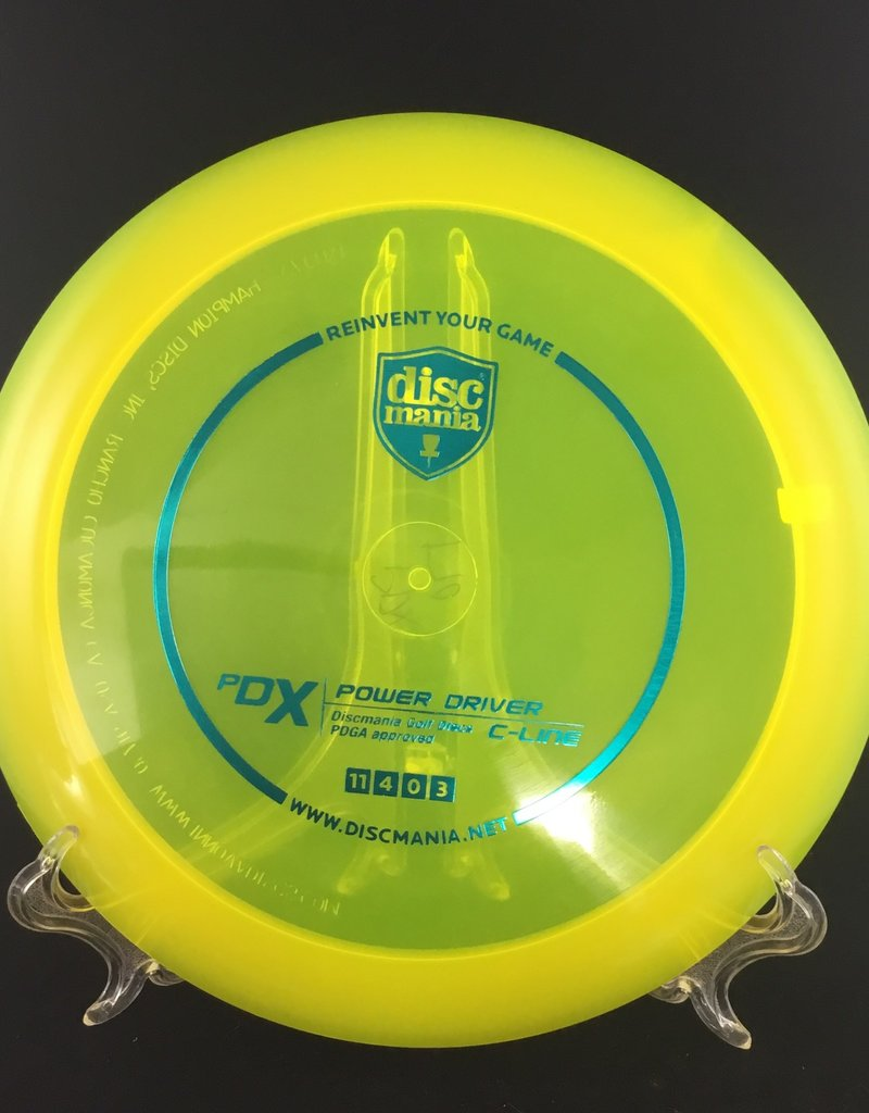 Discmania Discmania PDX C-Line Yellow 170g 11/4/0/3