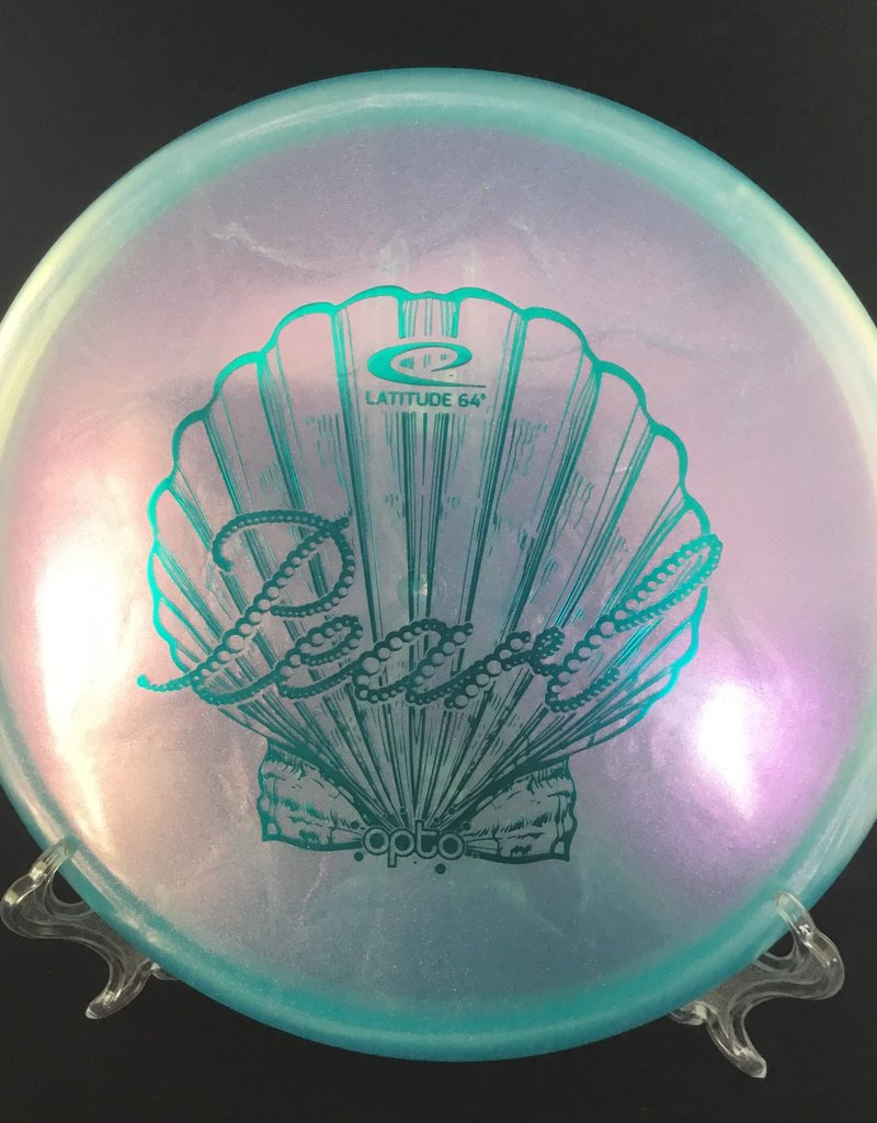 Latitude Pearl Opto Glimmer Turquoise 154g 4/6/-4/0