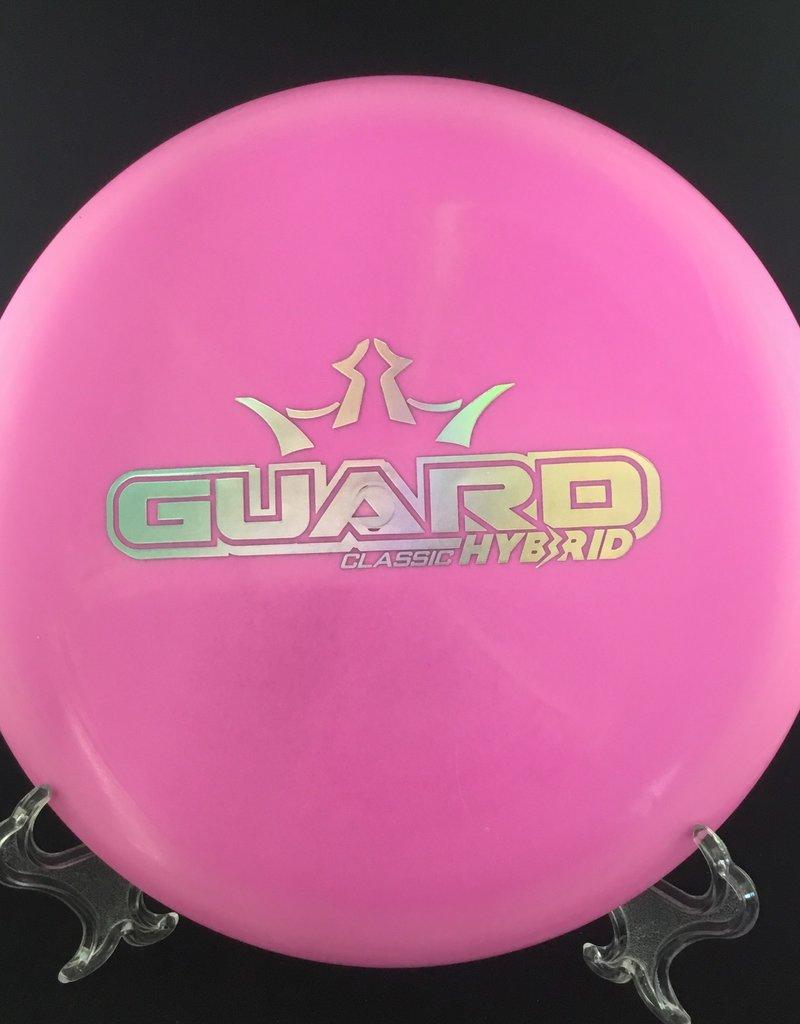 Dynamic Discs Dynamic Guard Classic Hybrid Pink 173g 2/5/0/0.5