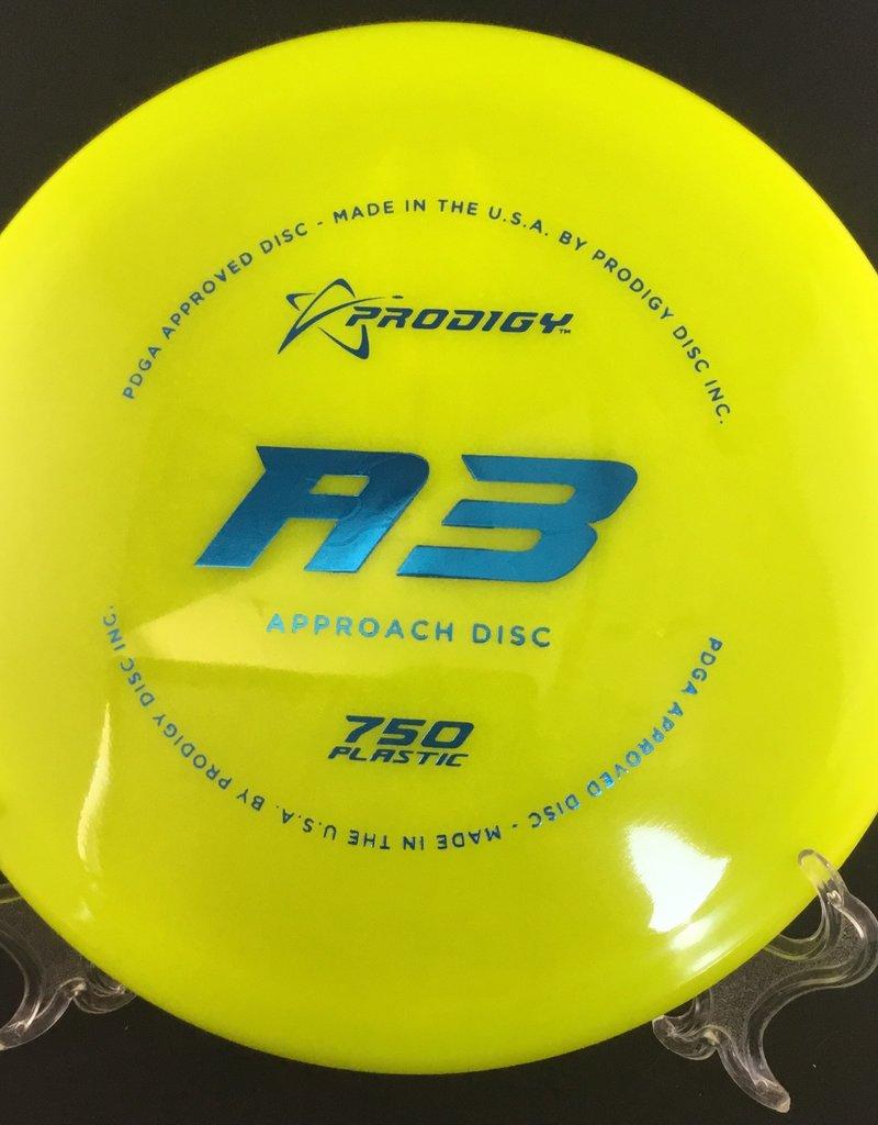 Prodigy Prodigy A3 750 Plastic Translucent Yellow 173