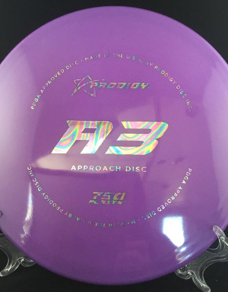 Prodigy Prodigy A3 750 Plastic Dark Purple 173