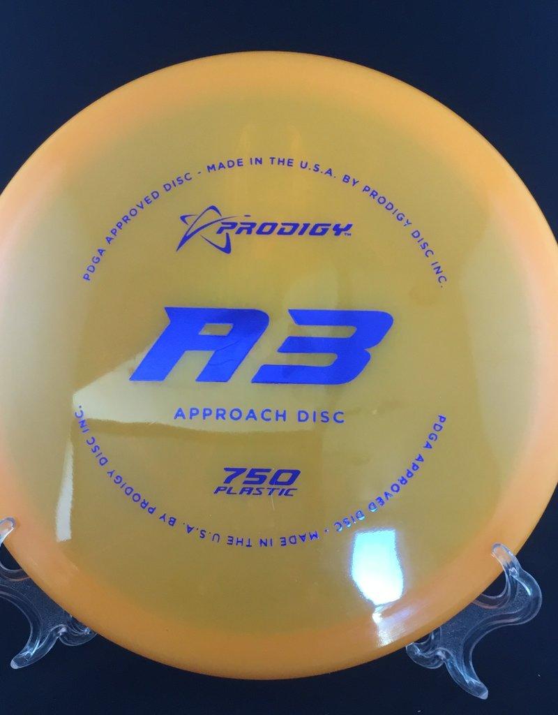 Prodigy Prodigy A3 750 Plastic Translucent Orange 173