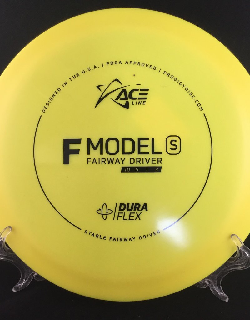 Prodigy Prodigy Ace Line F Model DuraFlex Bright Yellow 174 10/5/1/3