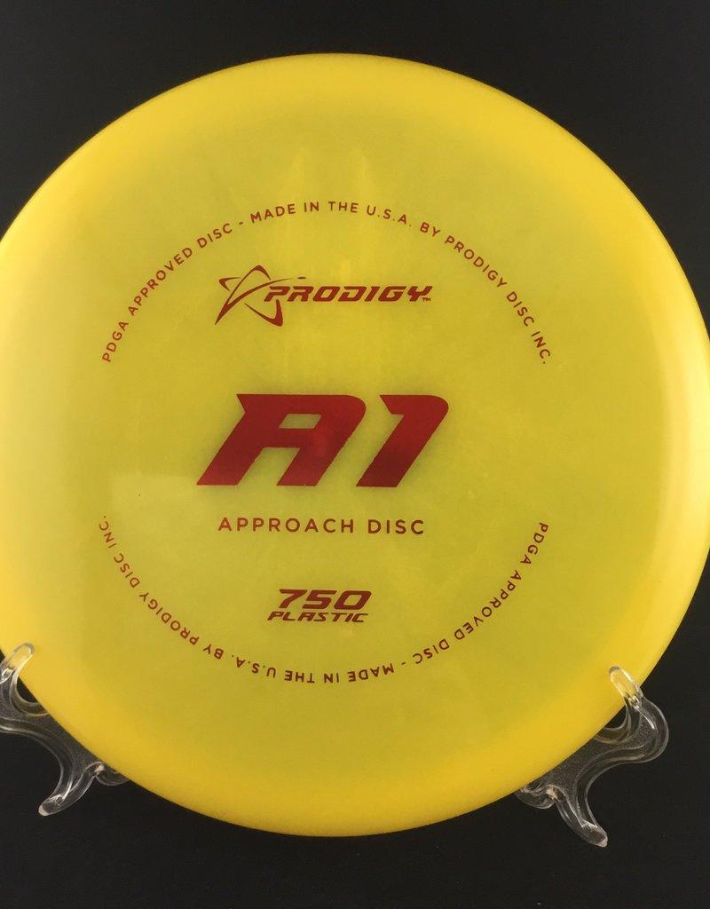 Prodigy Prodigy A1 750 Plastic Translucent Dark Yellow 174