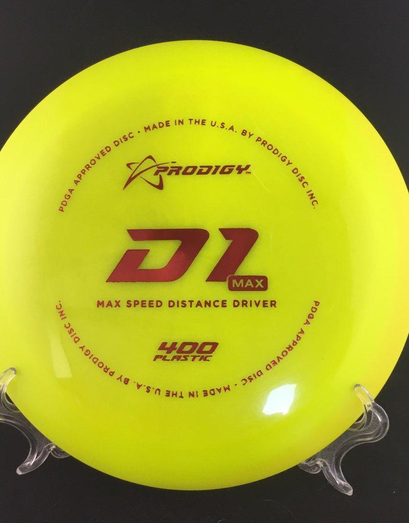 Prodigy Prodigy D1Max  400 Plastic Light Yellow 174