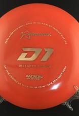 Prodigy Prodigy D1 400G Plastic Red 173