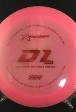 Prodigy Prodigy D1Max 400 Plastic Translucent Pink 174