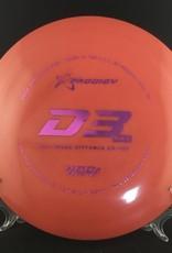 Prodigy Prodigy D3 Max 400G Plastic Dark Red 174